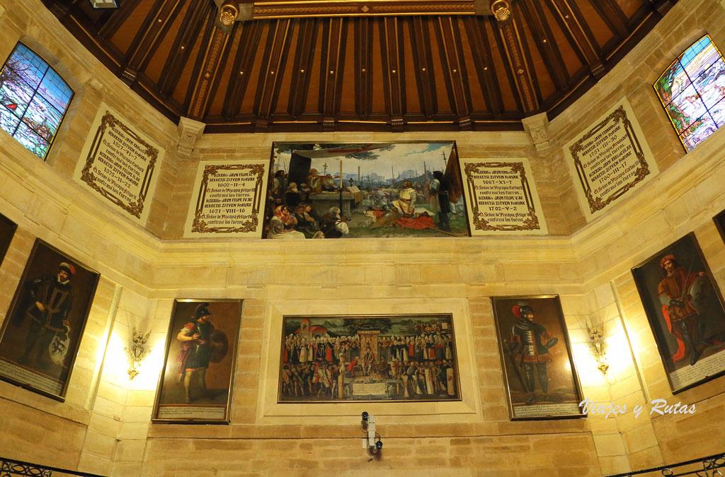 Sala de juntas de Guernica