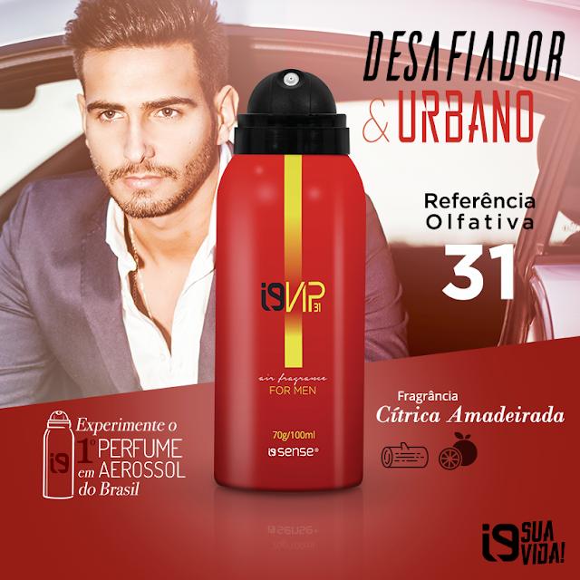 Perfume i9life 31 - Ferrari Red