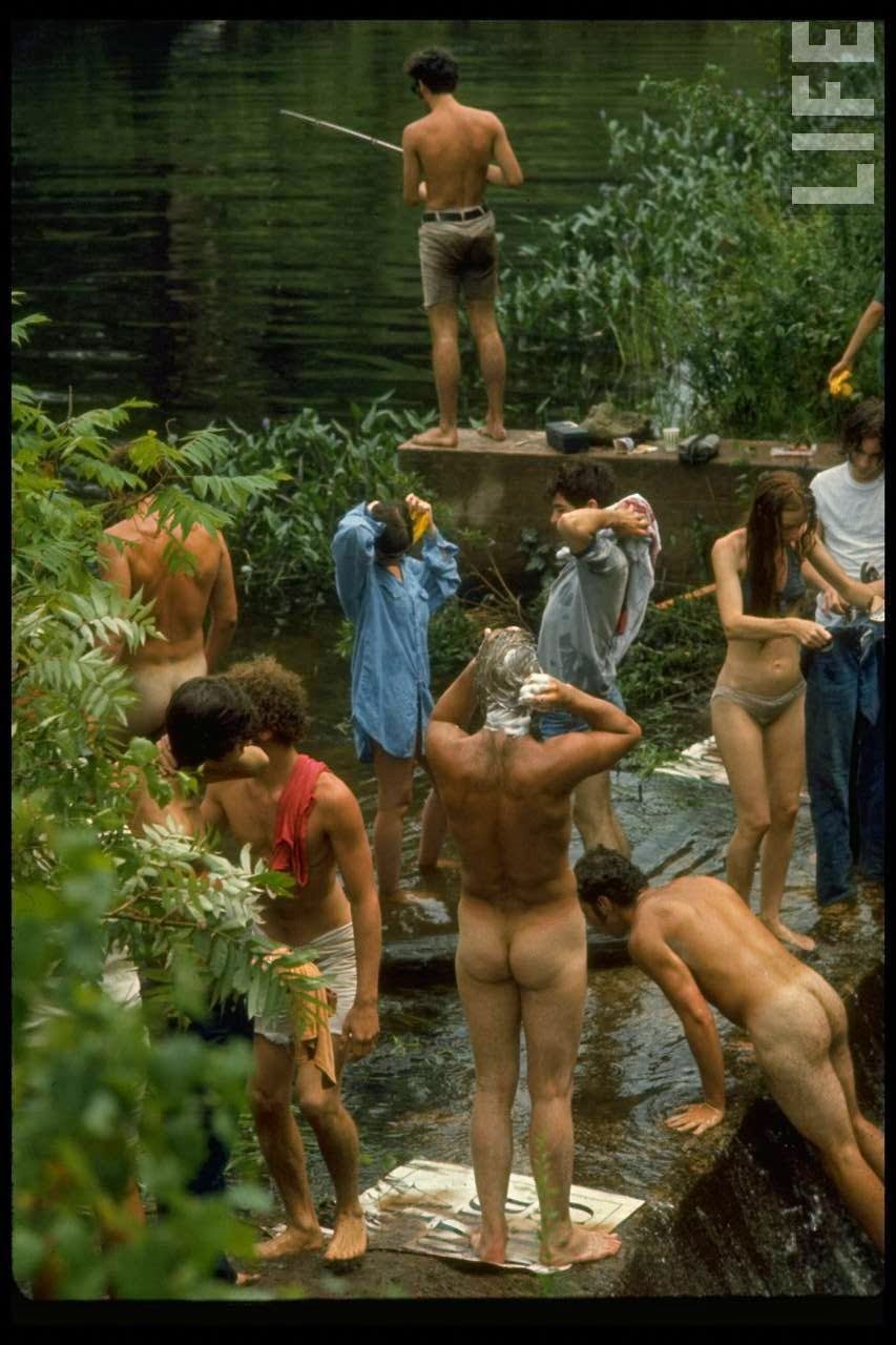 40 Rare And Fascinating Color Photographs Of The Woodstock -2094