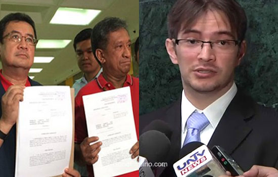Bongbong's camp filed criminal case against Smartmatic's Marlon Garcia