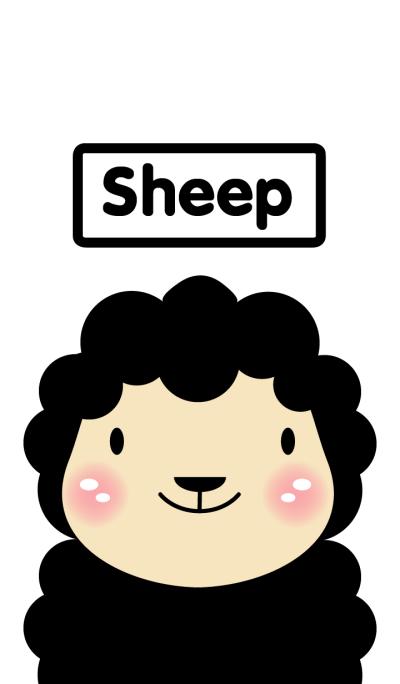 Simple Black Sheep theme v1