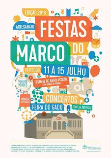 Programa Festas do Marco 2018