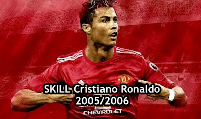 SKILL Cristiano Ronaldo vs Wigan Carling Cup Final 2005/2006 (HD 720p)