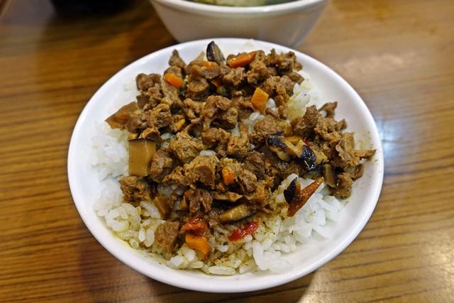 香椿素燥飯