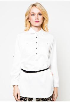 Koleksi Model Baju Hem Wanita Lengan Panjang Terbaru