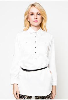 Model Pakaian Kemeja Wanita Terbaru