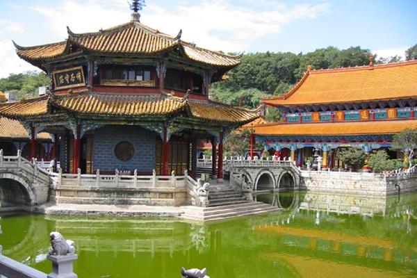 วัดหยวนทง (Yuantong Temple) @ www.asu.edu