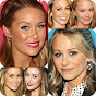 Lauren Conrad and Christine Taylor looks like Sweet Smiling of the Soul look alike Splendid Smiles of Heart Happiness