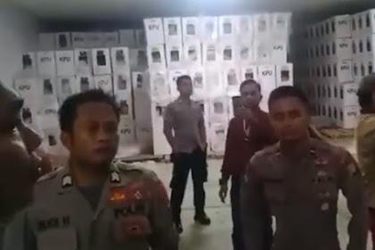 Waduh! Penyebar Video Gudang KPU Bekasi Akan Dipenjara