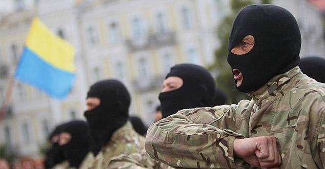 Украјински националисти су покушали да спрече празничне акције и у другим градовима земље. До сукоба је дошло, између осталог, у Кијеву и Харкову.