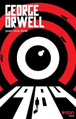 sule uzundere blog kitap yorumu george orwell 1984