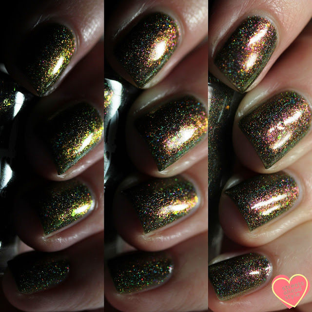 Girly Bits High Functioning Sociopath swatch by Streets Ahead Style
