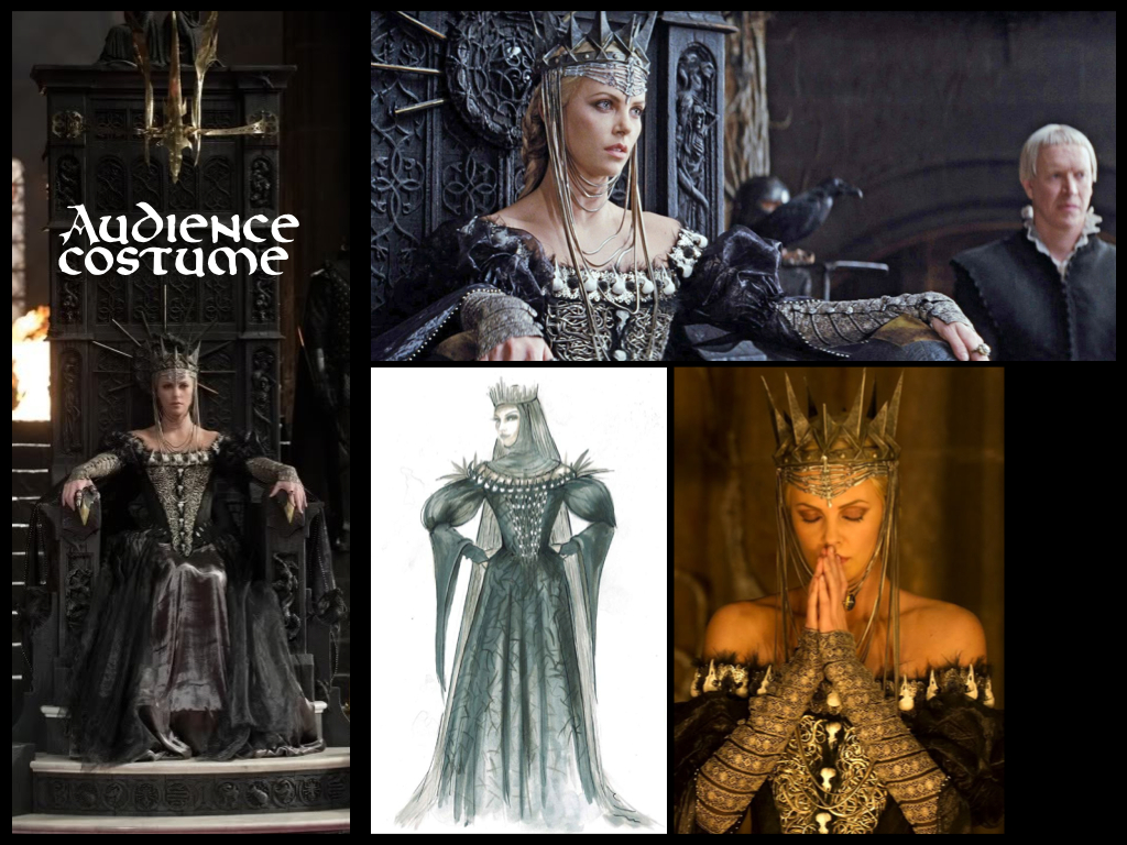 Designing a fairy tale  PART I: Snow White and the Huntsman