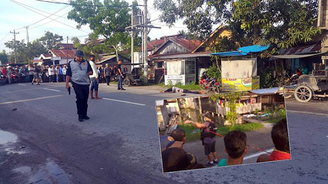 Ini Kronologi Penangkapan Terduga Teroris di Tanjungbalai, Satu Orang Tewas di Tempat