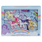 MLP Retro Rainbow Mane 6 Applejack Brushable Pony