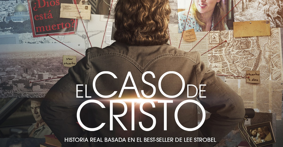 los 7 pasos de Jesús hacia la cruz - image el-caso-de-Cristo-movie on http://adulamcrew.cl