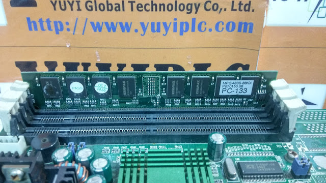 IEI ROCKY-P248V-3.0 industrial CPU Board / MPGA83S-88KX 128MB PC-133 SDRAM module