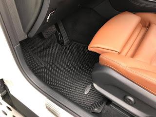 Thảm lót sàn ô tô Mercedes GLC