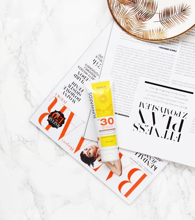 Filtry przeciwsłoneczne na lato | Kosmetyki do opalania Synchroline Sunwards + KONKURS