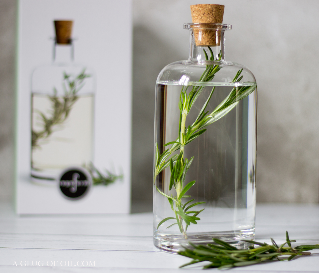 Sagaform Carafe with Rosemary Sprigs
