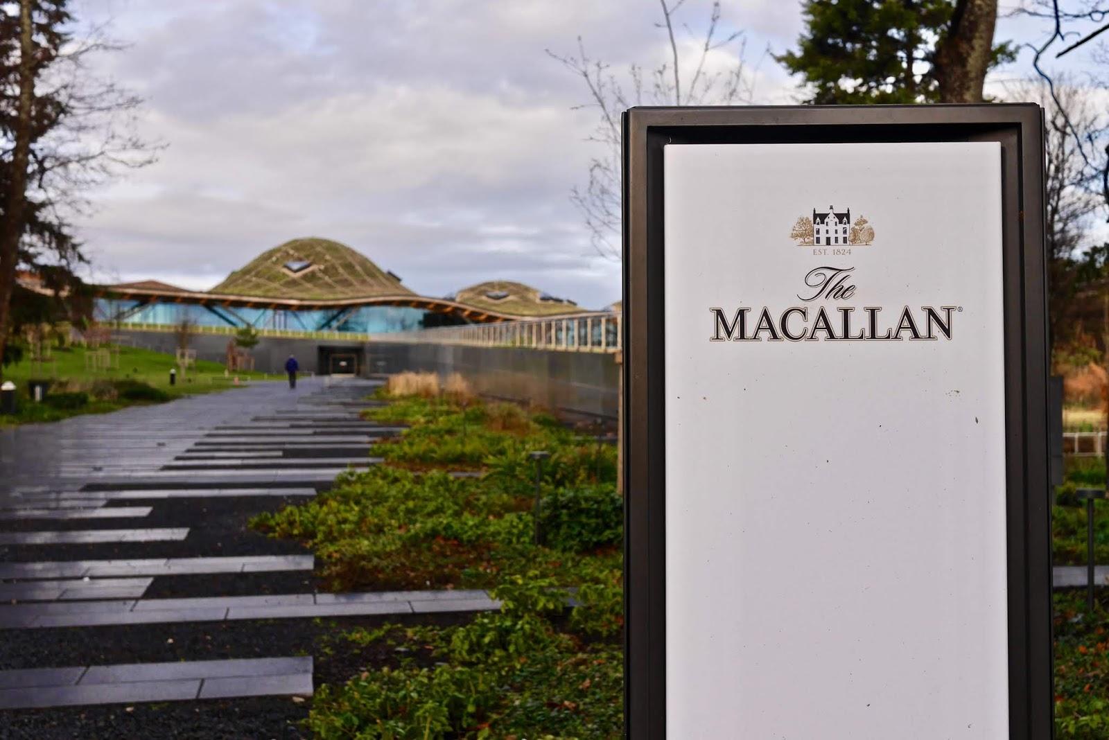 Macallan Distillery by www.CalMcTrasvels.com
