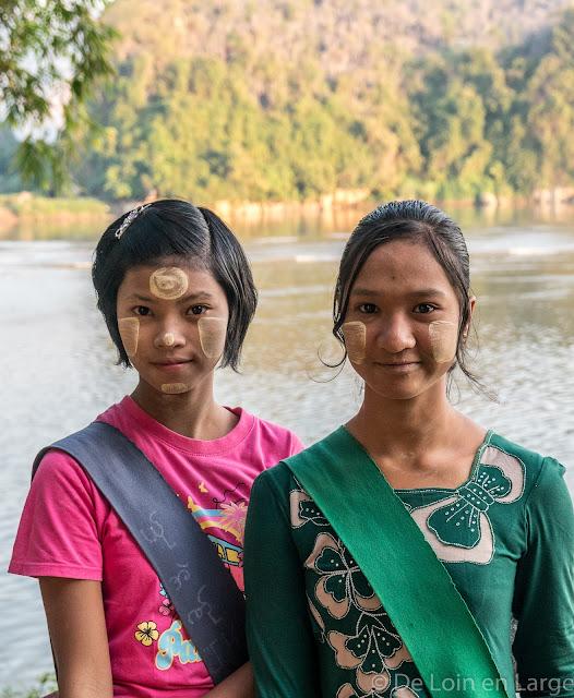 Bat Cave - Région de Hpa An - Myanmar Birmanie