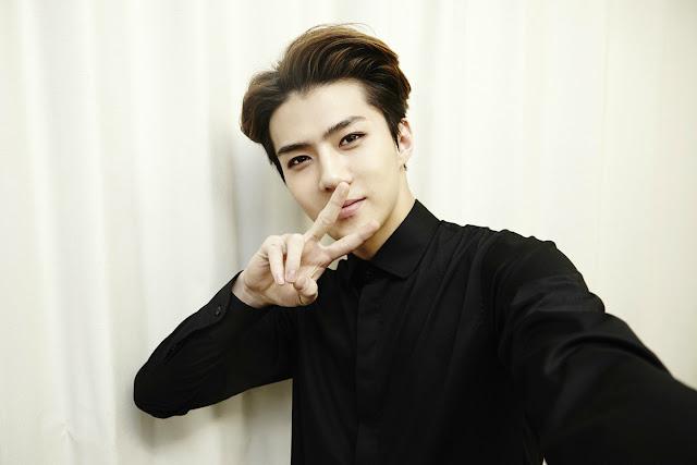 7,8 juta 3. Sehun - EXO