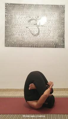 Pindasana, Carmen Peralto, vida sana y creativa