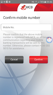 MCB Juice User ID