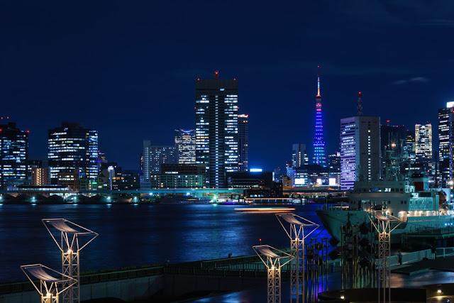 東京タワー・梅雨明けダイヤモンドヴェール