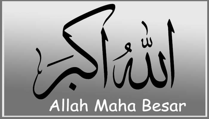 Bacaan Lafadz Takbir Hari Raya Idul Fitri Atau Idul Adha
