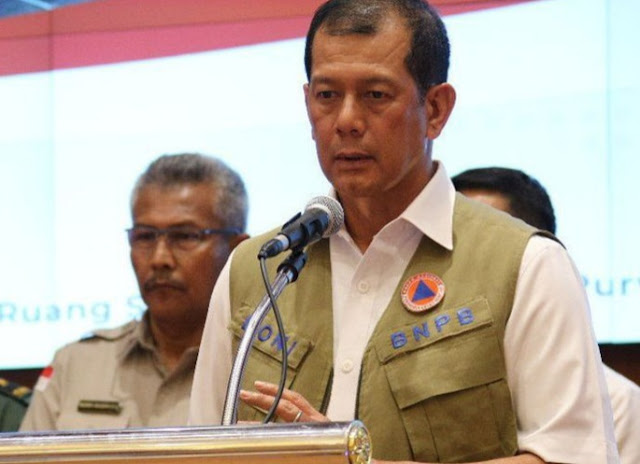 Doni Monardo Persilahkan 102 Wilayah Zona Hijau Laksanakan Kegiatan Bebas COVID-19