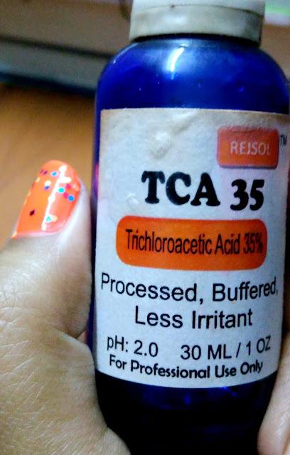 TCA Peeling Solution