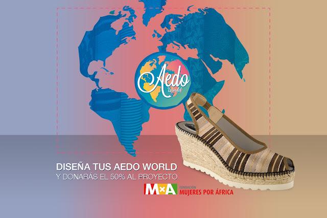 AEDO WORLD: El proyecto de colaboración entre  AEDO y la fundación MUJERES POR ÁFRICA