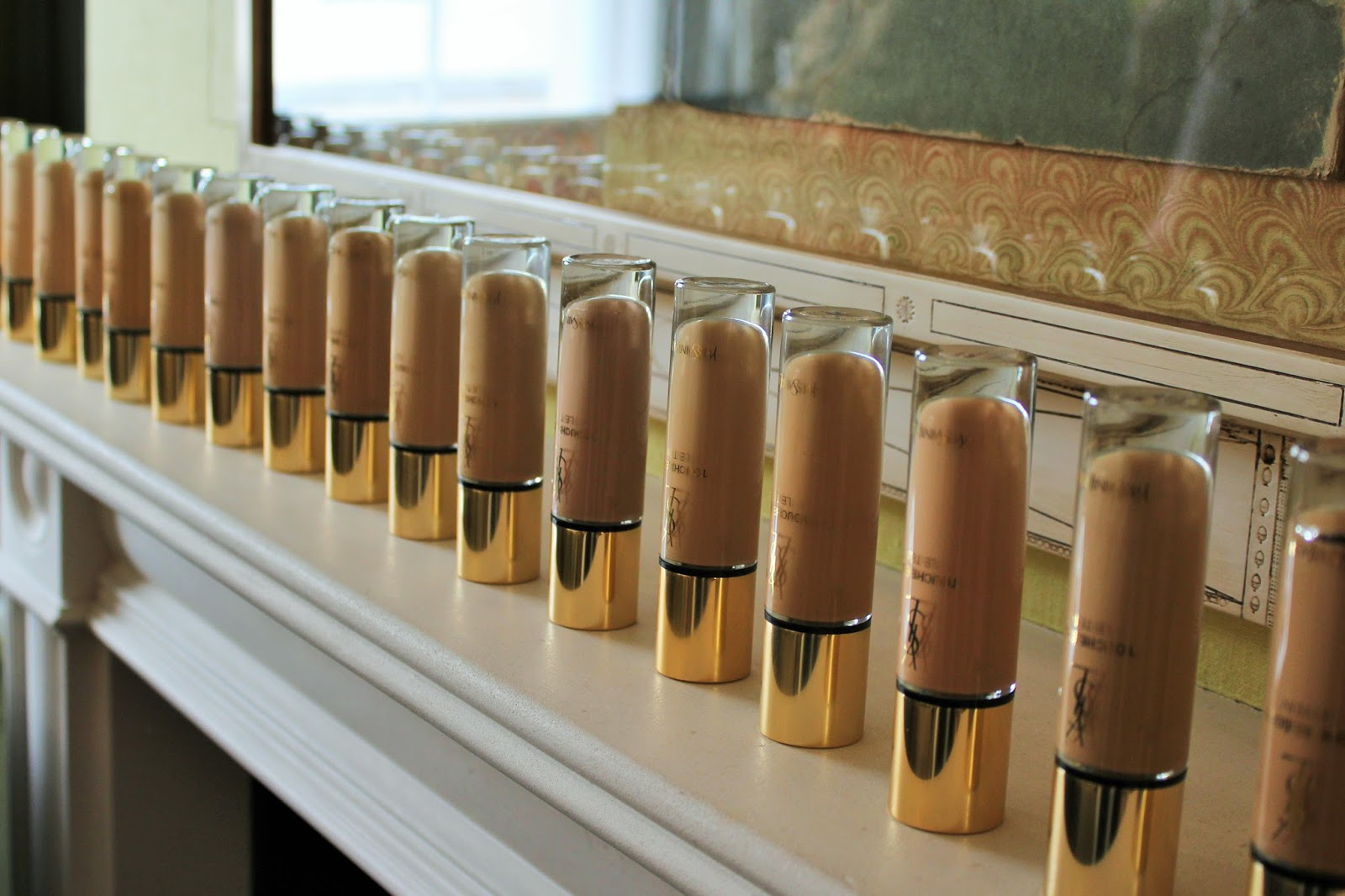 Debenhams Beauty Press Day - SS16 22 - YSL Touche Eclat Foundation
