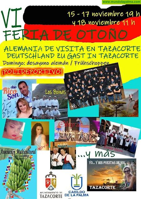 VI Feria Multicultural de Otoño (Alemania-La Palma)