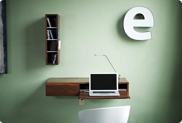 Shelf for electronics