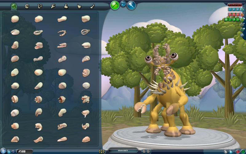 Spore for mac free download.