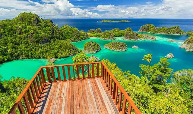 Inilah Raja Ampat Papua Objek Wisata Penuh Pesona