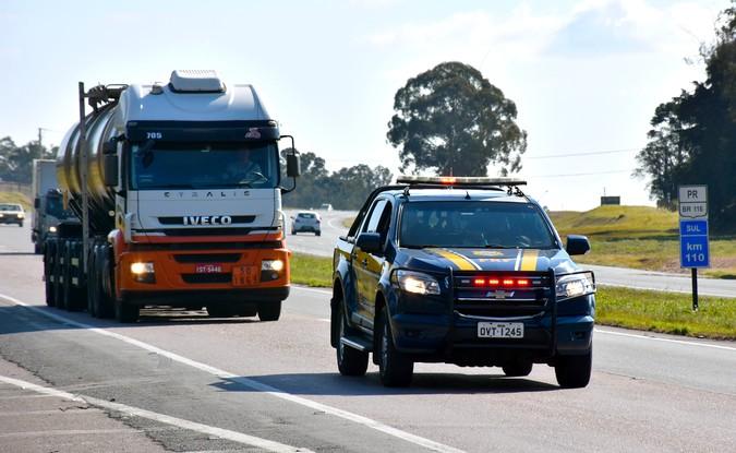 Transportadoras afirmam que garantem abastecimento do país em caso de greve