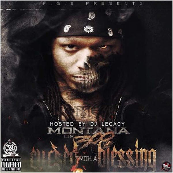 Montana of 300 - Cursed With a Blessing Cover