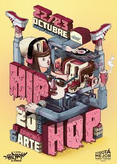 Hip Hop Al parque 2016