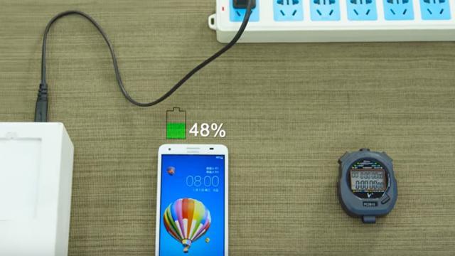 Teknologi Pengisian Batere Smartphone Tercepat