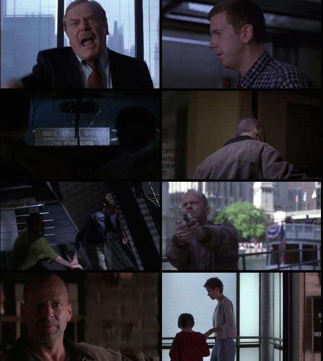 Mercury Rising 1998 Dual Audio Hindi 720p BluRay