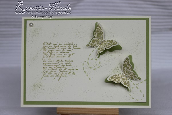 Kreativ mit Stempel  Papier BlogHopTeam