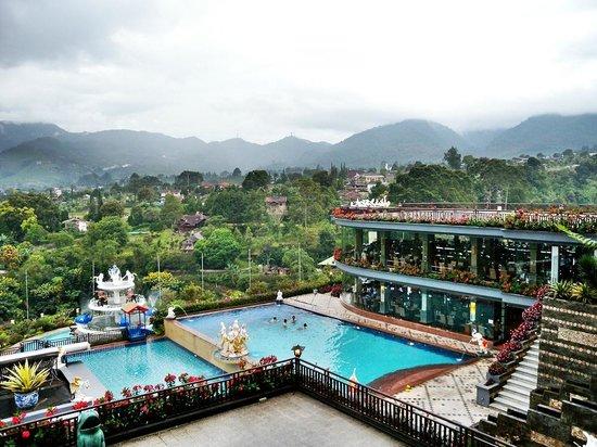 Seruni II Gunung Gede Hotel