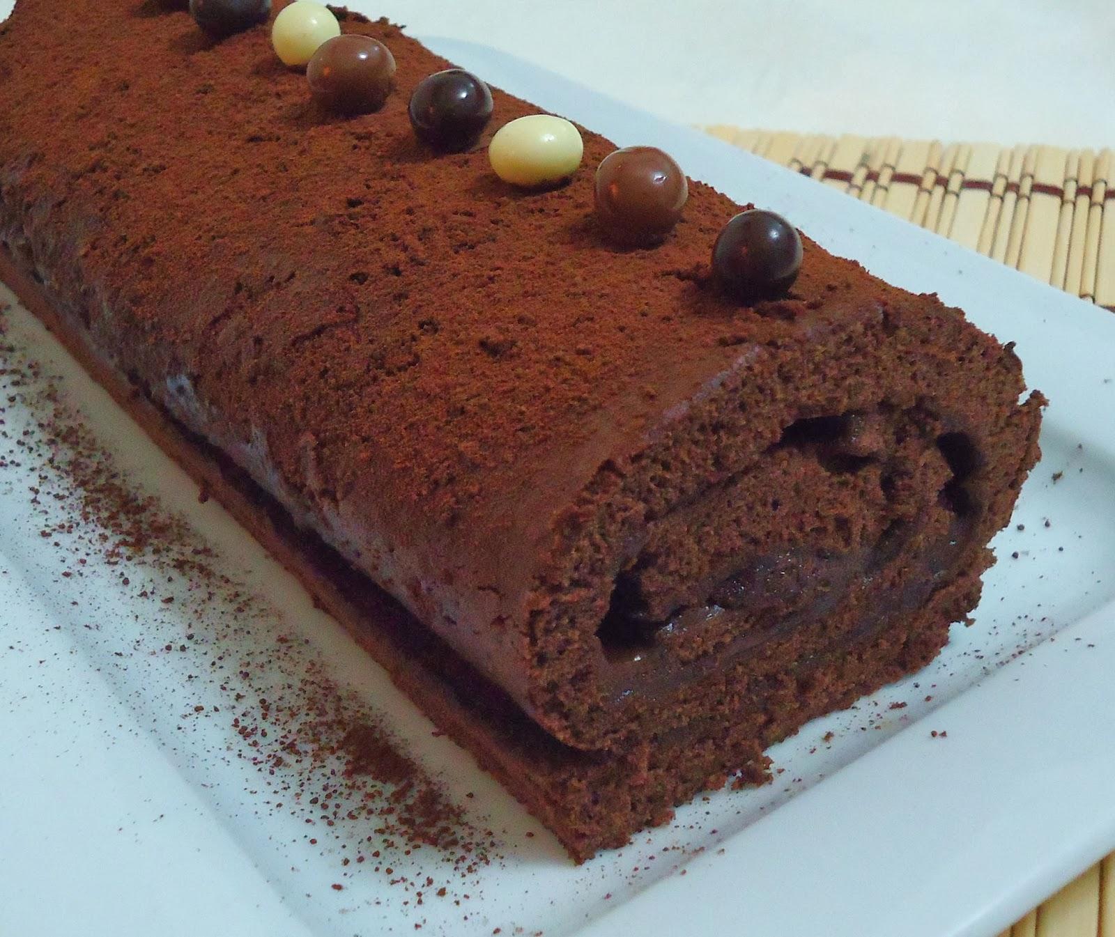 Kakaolu Rulo Pasta