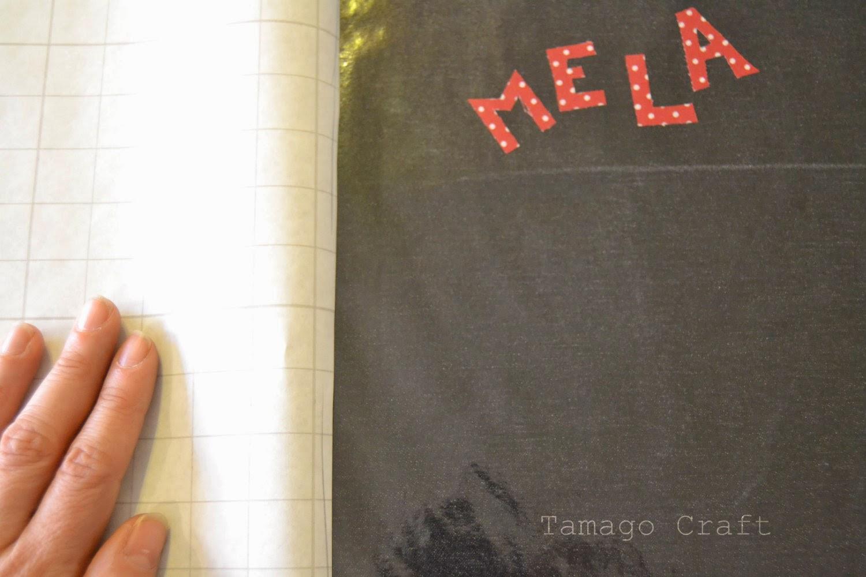 Ben noto Tamago Craft: HANDMADE SPRING: TOVAGLIETTE PLASTIFICATE DIY XF03