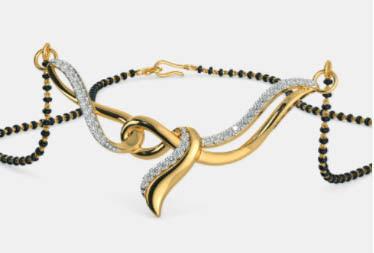 model kalung emas permata