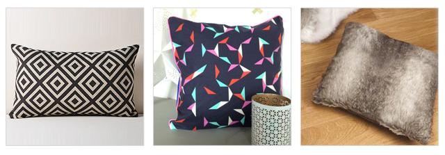 les beaux coussins pour canap swaallow blog lifestyle. Black Bedroom Furniture Sets. Home Design Ideas